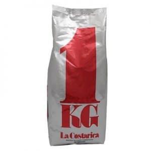 Pacco caffè in grani 1kg Rosso